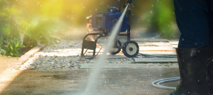 Best Concrete Cleaner For Pressure Washer