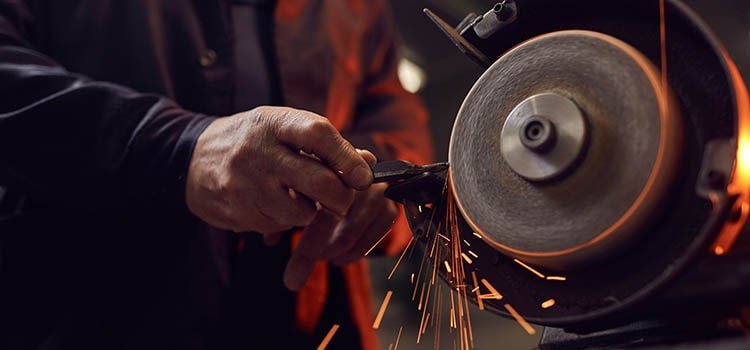 Best Lathe Tool Sharpening System