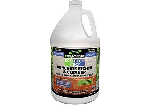 Eco-Etch Pro, Concrete Etcher & Cleaner