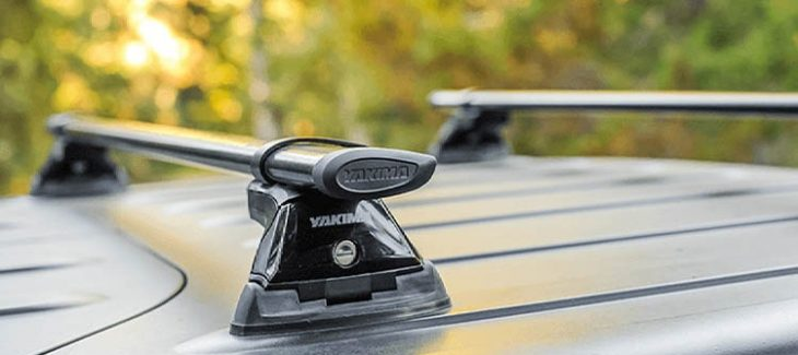 How to Remove a Yakima Car Roof Rack