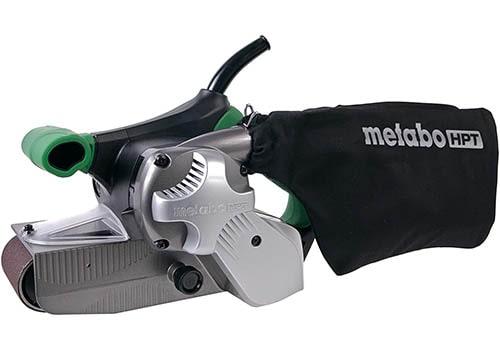 Metabo HPT Belt Sander, Variable Speed