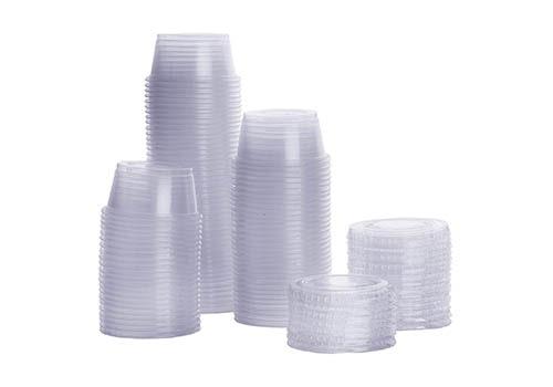 Plastic Portion Jello Shots Cups