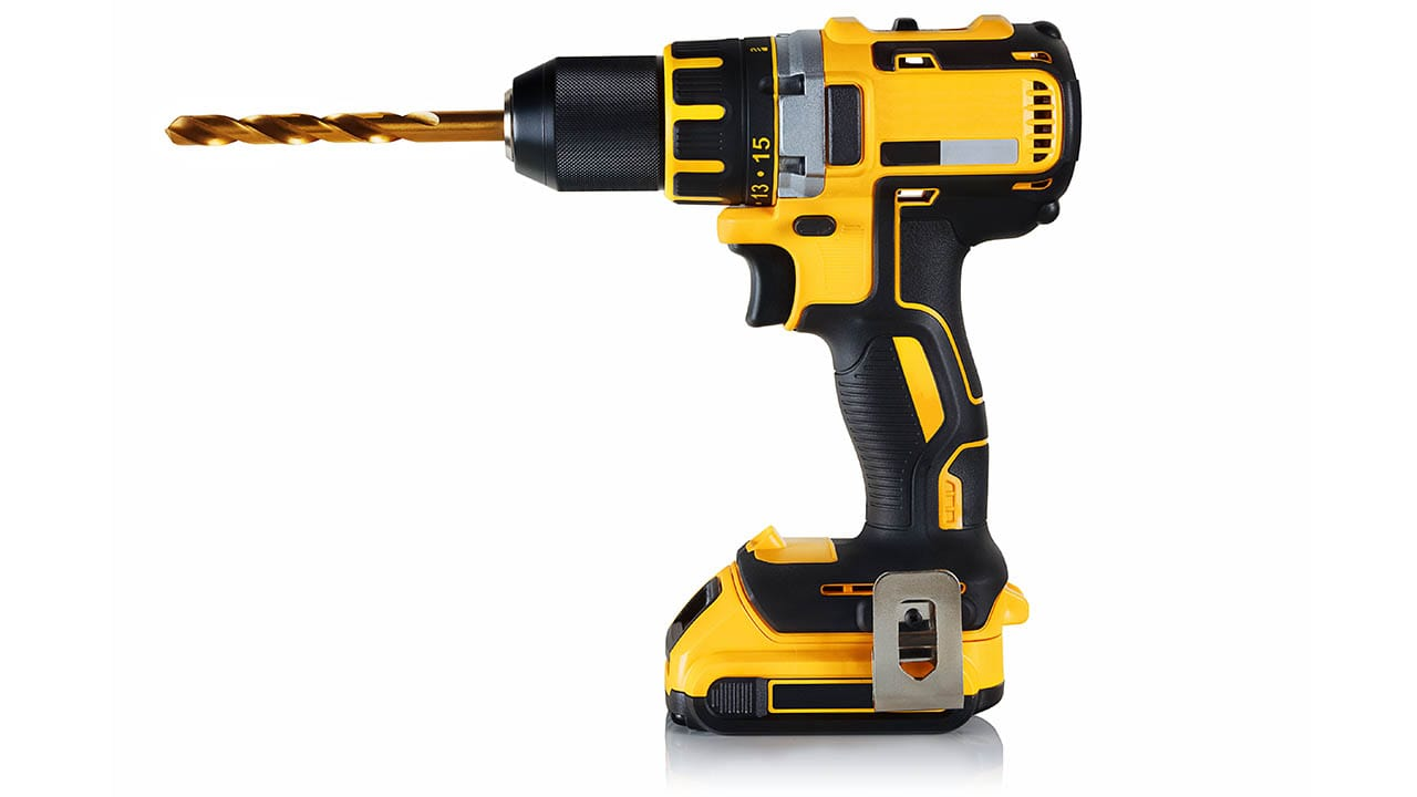 Size of Drill