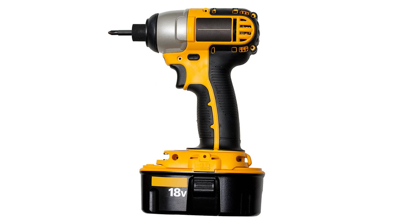 Size of Impact Driver