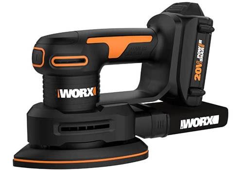 WORX WX822L 20V Power Share Cordless Detail Sander