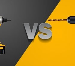 What is the difference between an impact driver and a drill