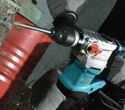 Best SDS Max Rotary Hammer