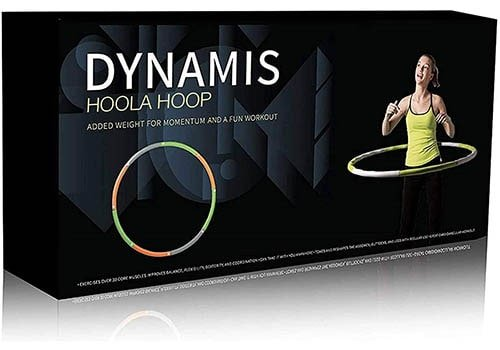 Dynamis Fat Burning Weighted Hoop