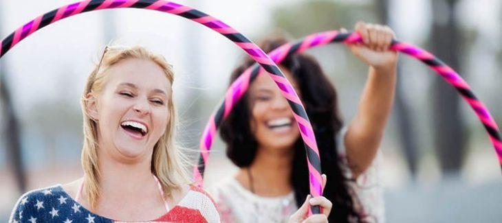 How to make Hula Hoop Heavier