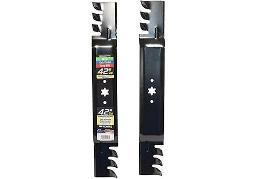 MaxPower 561532XB Commercial Mulching Blade Set