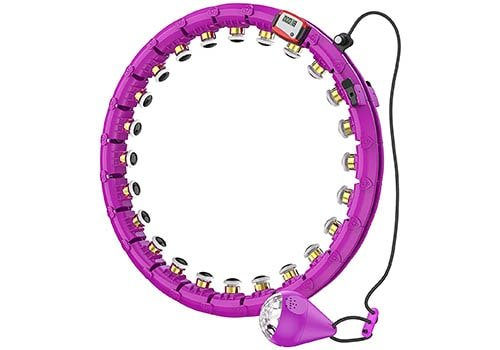 Mige Tec Smart Hula Hoop with Auto-Spinning