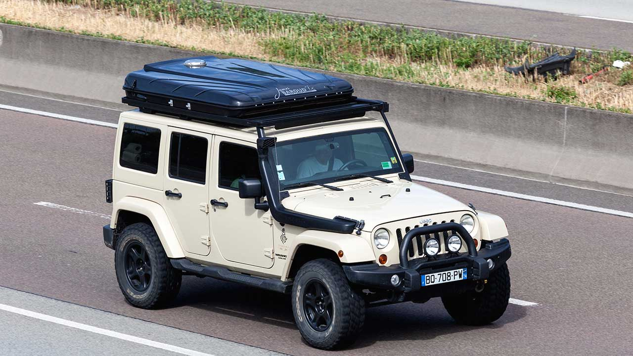 Roof Rack For Jeep Wrangler Unlimited Buying Guide