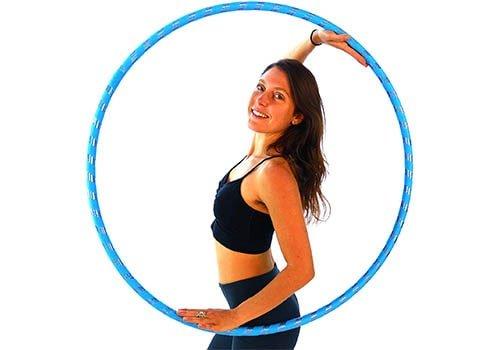 Spinsterz Beginner Hula Hoop