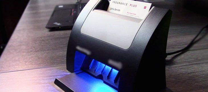 Best Insurance Card Scanner