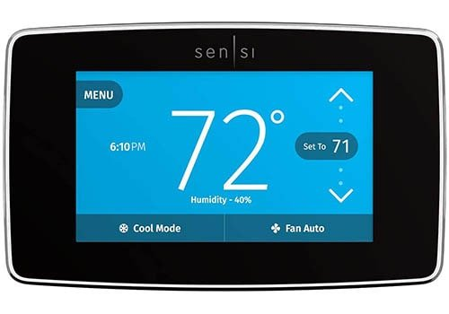 Emerson Sensi Touch Wi-Fi Smart Thermostat