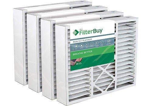FilterBuy 20x25x5 MERV 13 Platinum