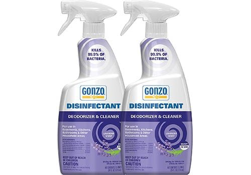 Gonzo Disinfectant Spray & All Purpose Cleaner