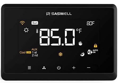 SASWELL Wi-Fi Smart Thermostat