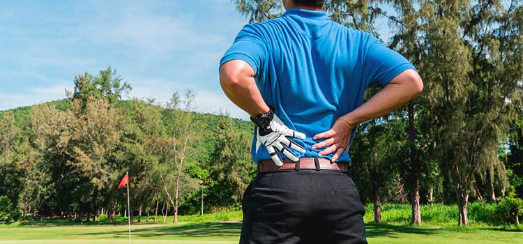 Best Back Brace For Golfers