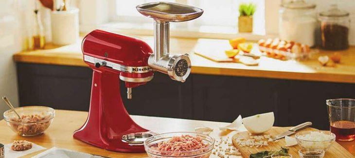 Best Kitchenaid Meat Grinder Attachment