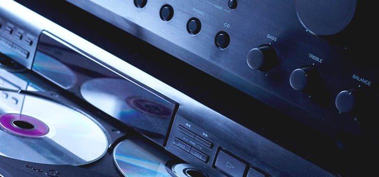 Best Multiple Disc CD Player