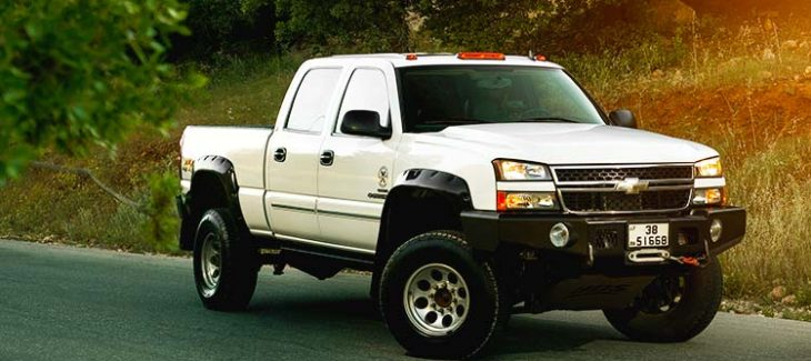 Best Tires for Chevy 2500hd