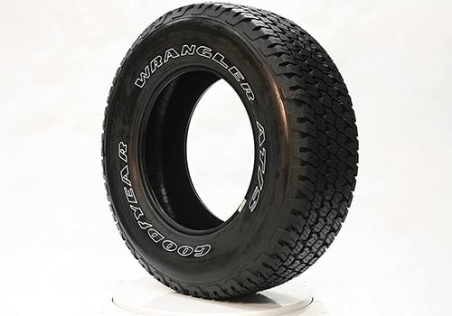Goodyear Wrangler Tire 265-70R17