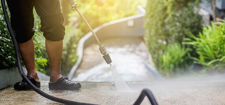 How to Build a Hot Water Pressure Washer