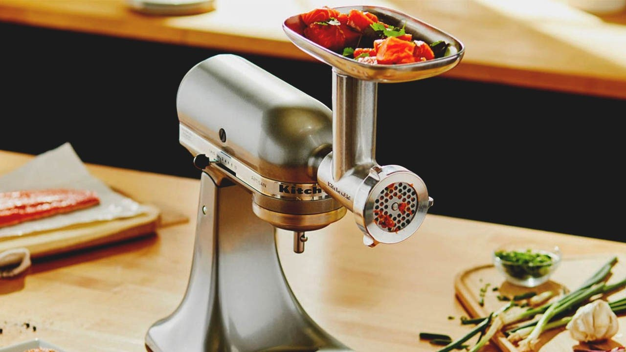 Kitchenaid Meat Grinder Attachment Buying Guide