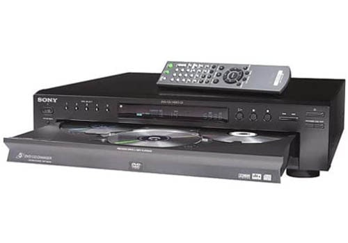 SONY DVP-NC615-B DVD Changer