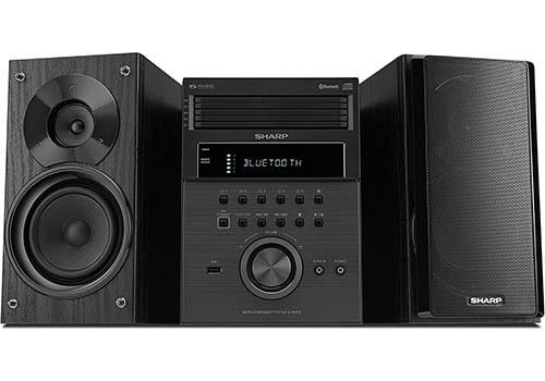 Sharp XL-BH250 CD Player