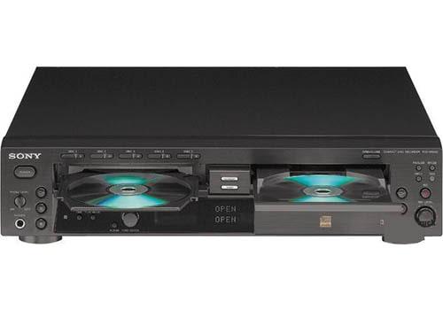 Sony RCD-W500C CD Player