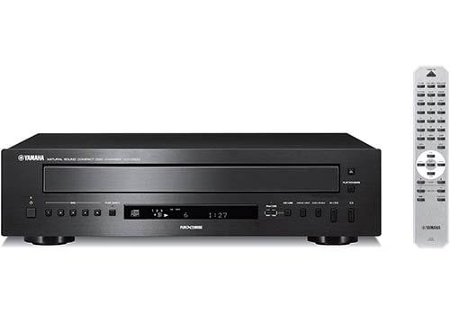 Yamaha CD-C600BL CD Changer