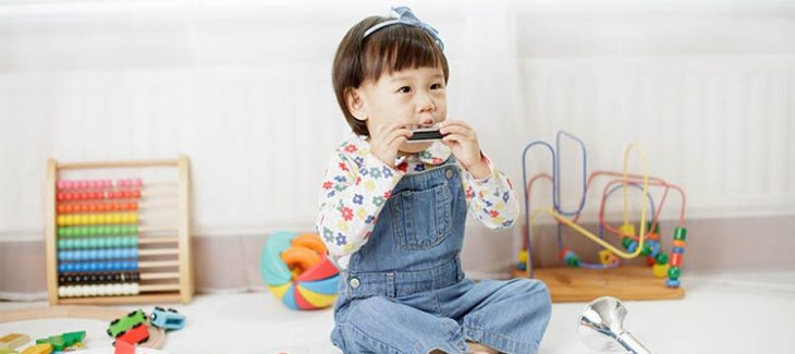 Best Harmonica for Toddlers