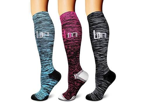 Copper Compression Socks For Women
