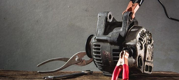 How to Wire an Alternator to Charge a Battery