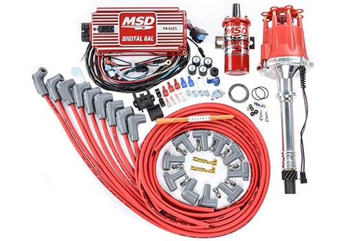 MSD Ignition Kit