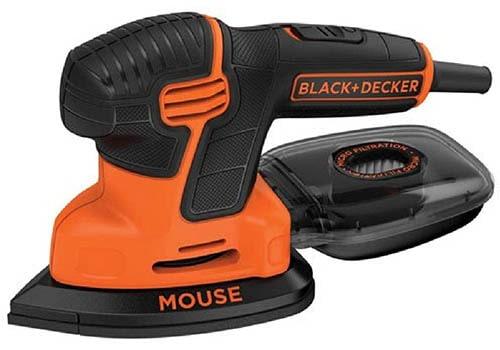 BLACK And DECKER Mouse Detail Sander