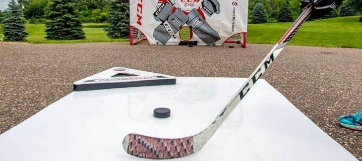 Best Hockey Rebounder