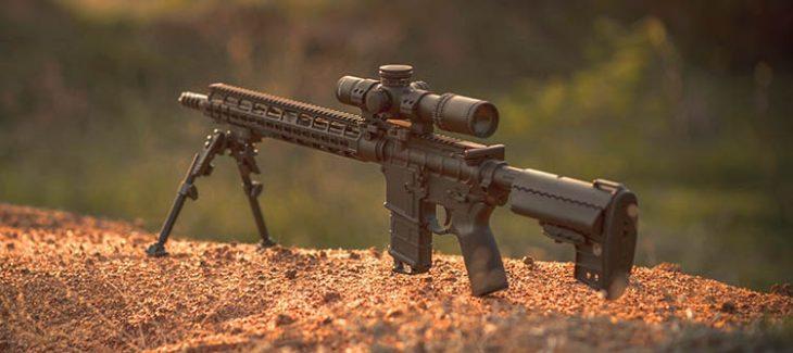 Best Rifle Bipod for Long Range Shooting