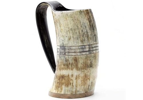 Norse Tradesman Horn Mug